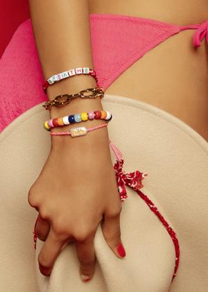 MYA BAY bracelets colorful summer collection KISS