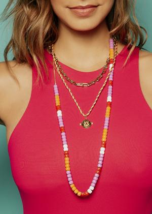 Collection KISS bijoux MYA BAY colliers et pendentifs