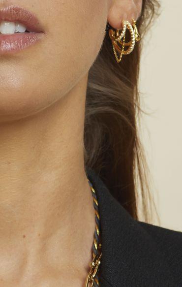 Earrings - Fifth Avenue