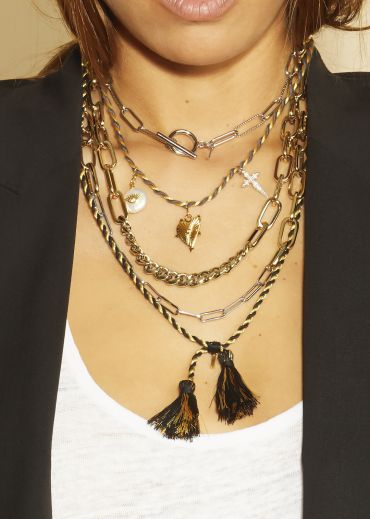 COLLIER - Rodeo Drive- Gris