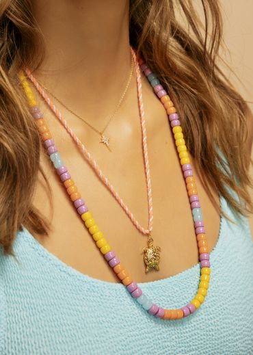 NECKLACES - RODEO DRIVE - PINK