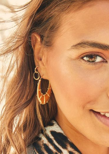 Boucles d'oreilles - Little india