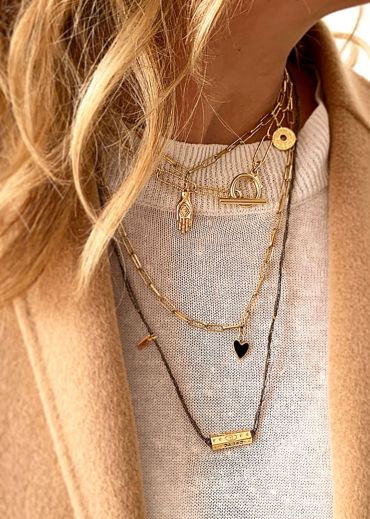 Necklace - Venice - Chain