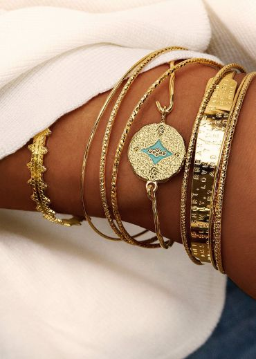 Bracelet - Pondicherry