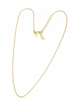 Necklace - Chain - 52 cm