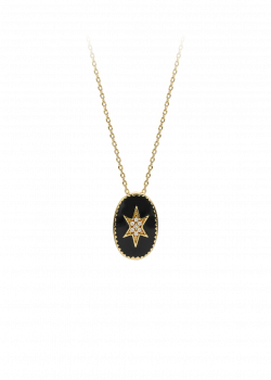 Necklace - North star