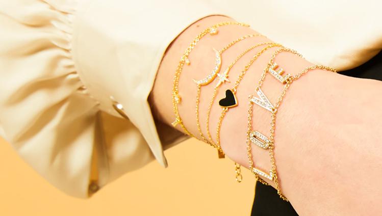 Category bracelets