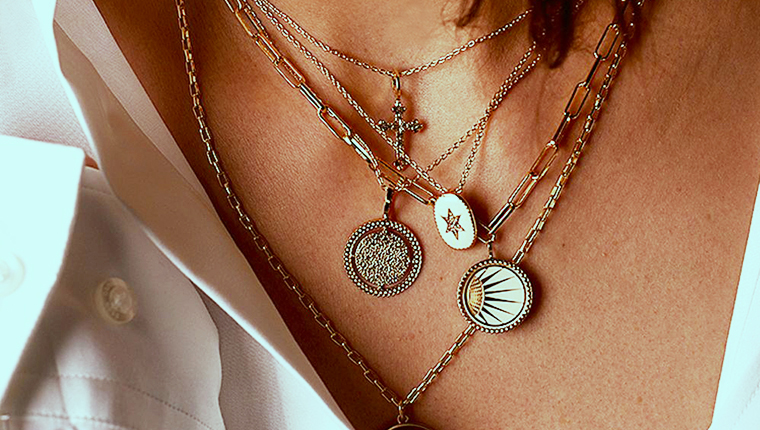 Category necklaces